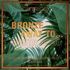 Catrice Bronze Away To... Baked Bronzing & Highlighting Paletta