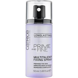 Catrice Prime And Fine Multitalent Fixáló Spray