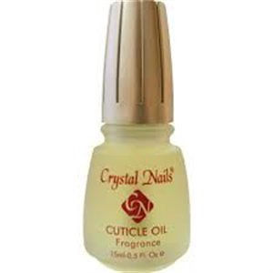 Crystal Nails Fragrance Cuticle Oil Vanília