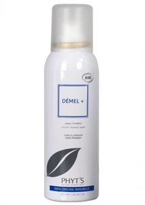 PHYT'S Démel + - Kifésülést segítő, védő, fényt adó bio haj spray