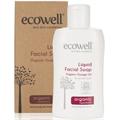 Ecowell Bio Folyékony Arclemosó Szappan