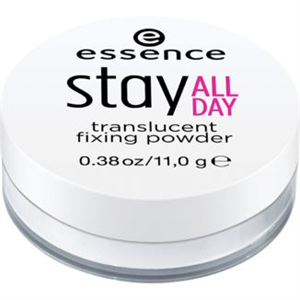 Essence Stay All Day Translucent Fixing Púder