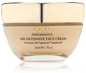Aquamineral Gold Performance 24K Intenzív Arckrém