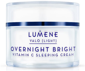 Lumene Valo Light Overnight Bright Vitamin C Sleeping Cream
