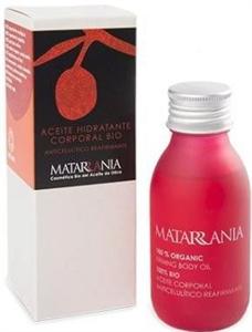 Matarrania Organic Firming Feszesítő Testolaj