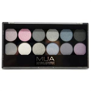 MUA Starry Night Eyeshadow Palette