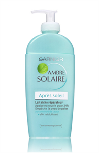 Garnier Ambre Solaire Napozás Utáni Intenzív Bőrregeneráló Testápoló