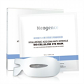 Neogence Hialuronsavas DNS Ránctalanító 3D Biocellulóz Szemmaszk