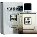 New Brand Free Man EDT