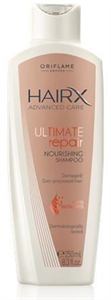 Oriflame HairX Advanced Care Ultimate Repair Regeneráló Tápláló Sampon