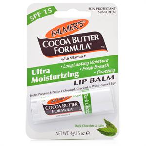 Palmer's Cocoa Butter Formula Dark Chocolate & Mint Lip Balm