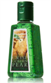 Bath & Body Works PocketBac Crisp Golden Pear Anti Bacterial Hand Gel
