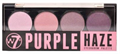 W7 Trends Purple Haze Paletta