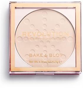 Revolution Bake & Blot Púder