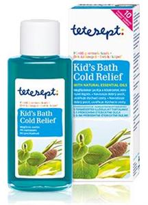Tetesept  Fürdőkoncentrátum Megfázásra Gyerekeknek