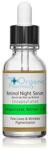 The Organic Pharmacy Éjszakai Ránctalanító Retinol Szérum