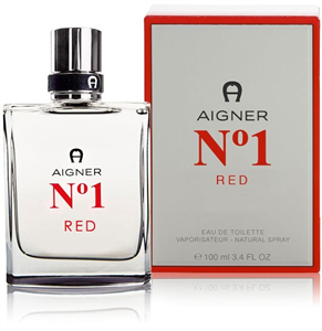 Aigner No 1 Red EDT