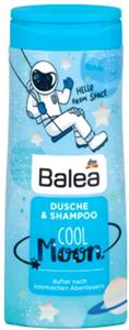 Balea Cool Moon Tusfürdő és Sampon 2In1