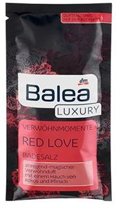 Balea Luxury Fürdősó Red Love
