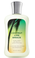 Bath & Body Works Coconut Lime Breeze Testápoló