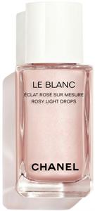 Chanel Le Blanc Rosy Light Drops Sheer Highlighting Fluid