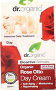 dr. Organic Bio Rózsa Nappali Krém