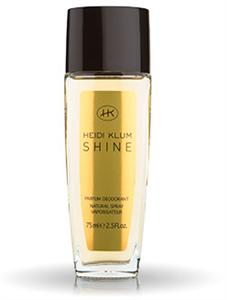 Heidi Klum Shine Parfum Deodorant Natural Spray