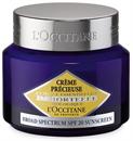 L'Occitane Immortelle Precious Könnyű Textúrájú Krém Fényvédővel SPF 20