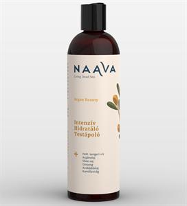 Naava Argan Beauty Intenzív Hidratáló Testápoló