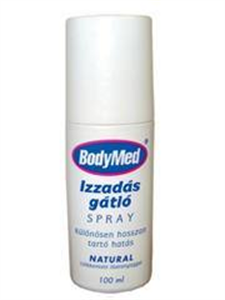 BodyMed Izzadásgátló Spray Natural