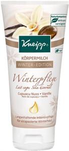 Kneipp Winterpflege Testápoló Tej Kupuazu Dióval és Vaníliával