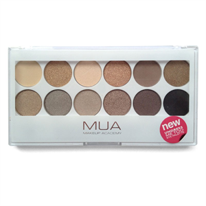 Makeup Academy Undress Me Too Palette