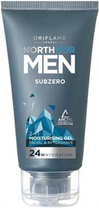Oriflame North for Men Subzero 2 az 1-ben Hidratáló Zselé