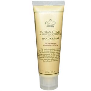Nubian Heritage Indian Hemp & Haitian Vetiver Hand Cream