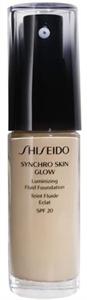 Shiseido Synchiro Skin Glow Luminizing Fluid Foundation SPF20