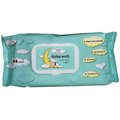 Baby well Skin Care Wipes Blue
