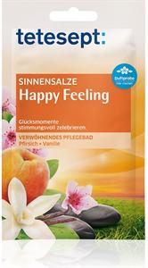 Tetesept Fürdősó Happy Feeling
