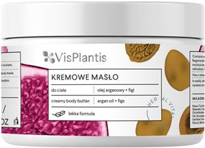Vis Plantis Herbal Vital Care Bőrfiatalító Testvaj Argánolajjal és Füge Kivonattal