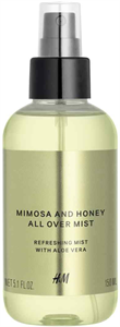 H&M Mimosa and Honey All Over Mist