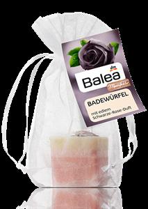 Balea Fekete Rózsa Fürdőkocka