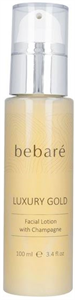 Bebaré Luxury Gold Facial Lotion with Champagne