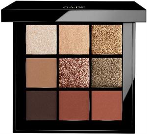 GA-DE Velveteen Eyeshadow Palette