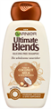 Garnier Ultimate Blends Coconut Milk  & Macadamia Oil Sampon