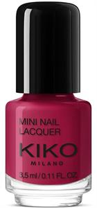 Kiko Mini Nail Lacquer