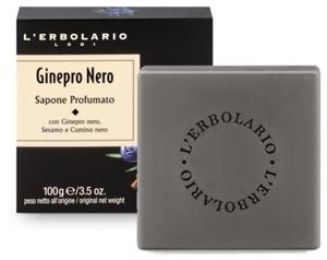 L' Erbolario Ginepro Nero Szappan