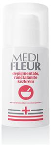 Medifleur Depigmentáló, Ránctalanító Kézkrém