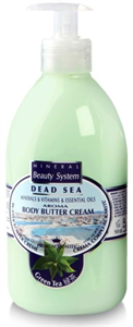 Mineral Beauty System Dead Sea Body Butter Cream