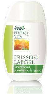 Golden Green Natura Vita Frissítő Lábgél