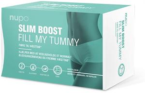 Nupo Slim Boost Fill My Tummy Kapszula