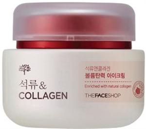 Thefaceshop Pomegranate And Collagen Volume Lifting Eyecream